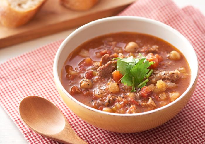加圧約3分で野菜スープが完成!? 電気圧力鍋の魅力を料理研究家に聞いてみた!