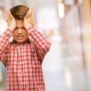 <span>ママのためのカウンセリングルーム・87</span> 息子の幼稚園での問題行動が目立つようになって心配!どうすれば良い?【教えて!ケイト先生】