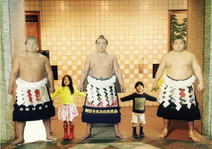 我が子たちのおかげで好きが増えた!家族でハマった「大相撲&野球観戦」