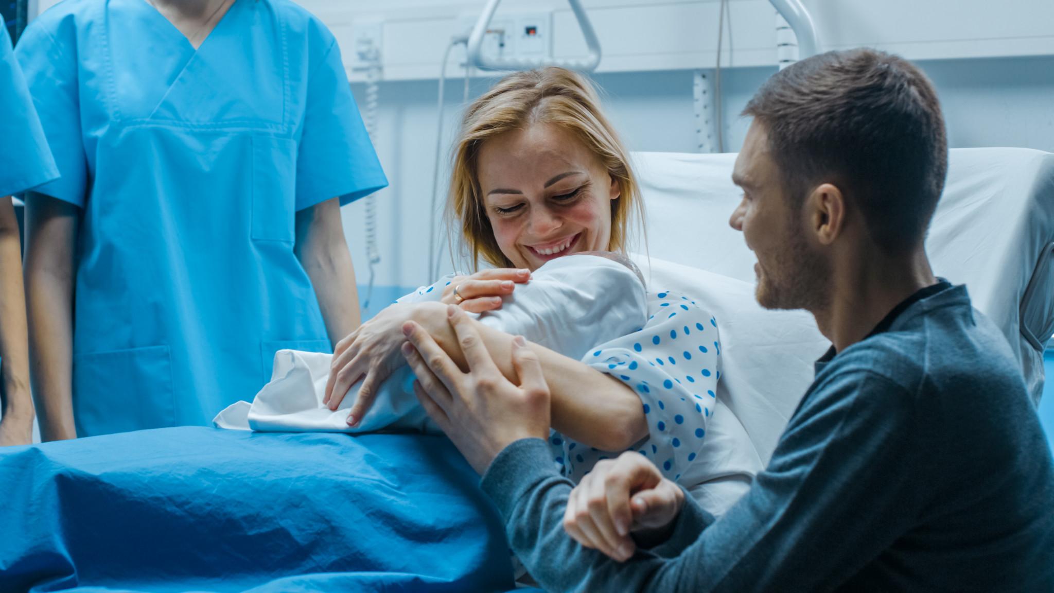立会い出産