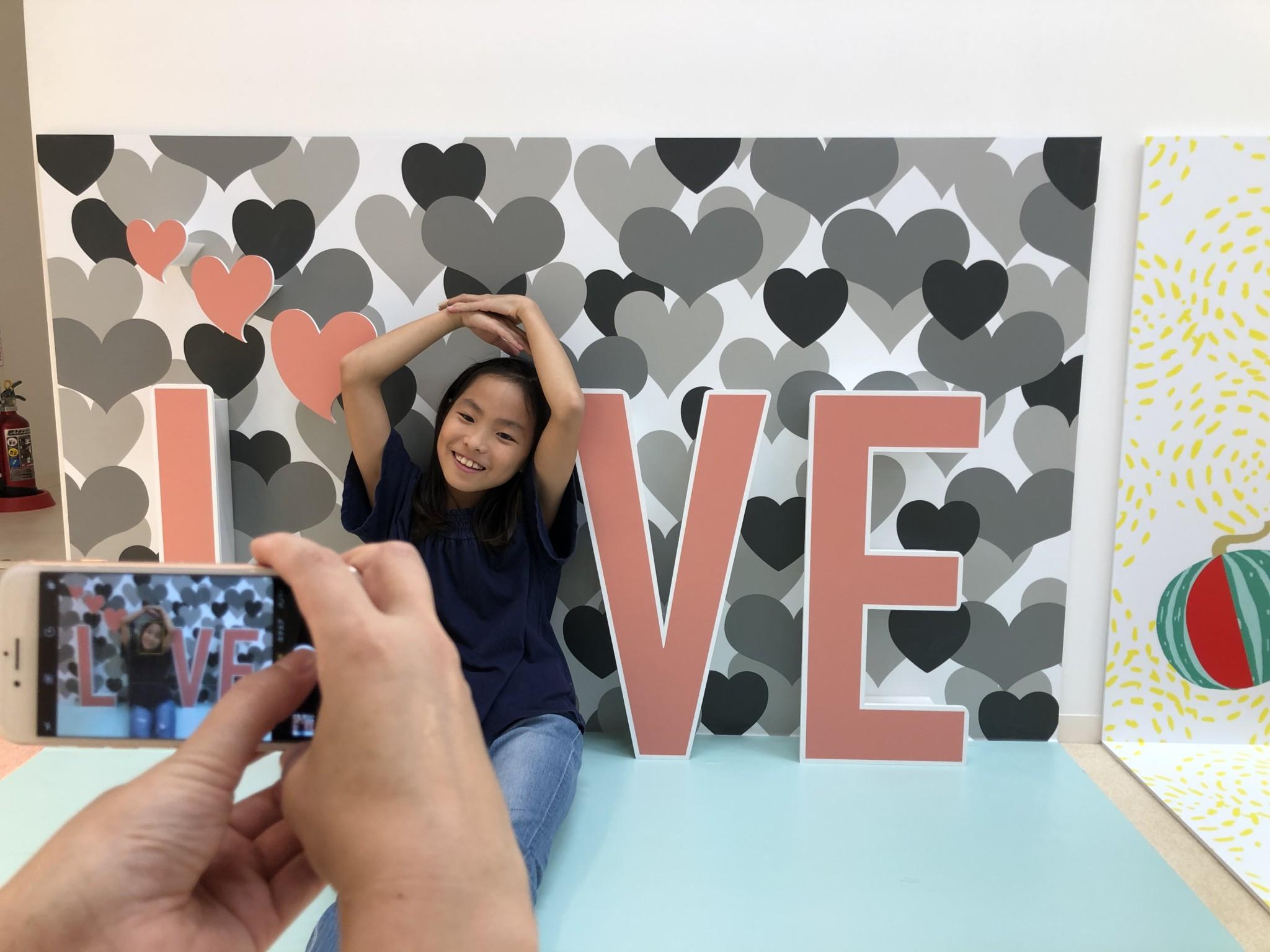 ブース_LOVE