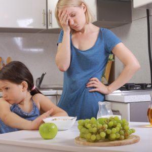 <span>ママのためのカウンセリングルーム・90</span> 朝ごはんを食べない娘をみて悲しくなる!どうすれば良い?【教えて!ケイト先生】