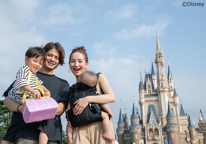 憧れのパークデビューには『東京ディズニーリゾート®・バケーションパッケージ』をどうしてもおすすめしたい、4つの理由。