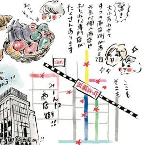 <span>これから、どこ住む?</span> 子育て世代の住みたい街探し【武蔵新城(むさししんじょう)】