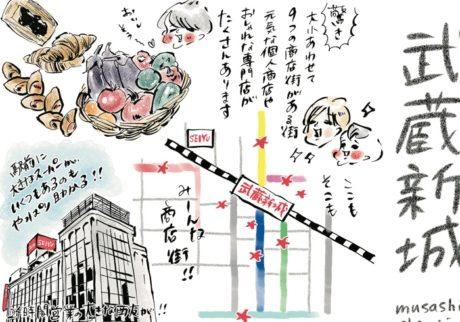子育て世代の住みたい街探し【武蔵新城(むさししんじょう)】