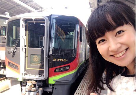 なかなか見ることのないラインナップに親子で興奮!高松駅でズラリと並ぶ車両たち【ママ鉄・豊岡真澄の親子でおでかけ】