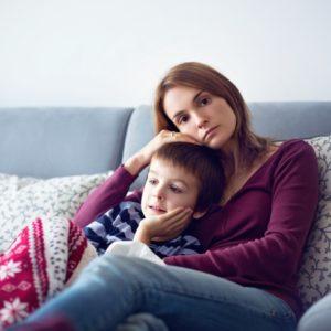 <span>働くママのお悩み100</span> 感染症の病後は自宅待機。元気なのに、家の中で過ごす時ってどうしてる? ママたちの声をご紹介!