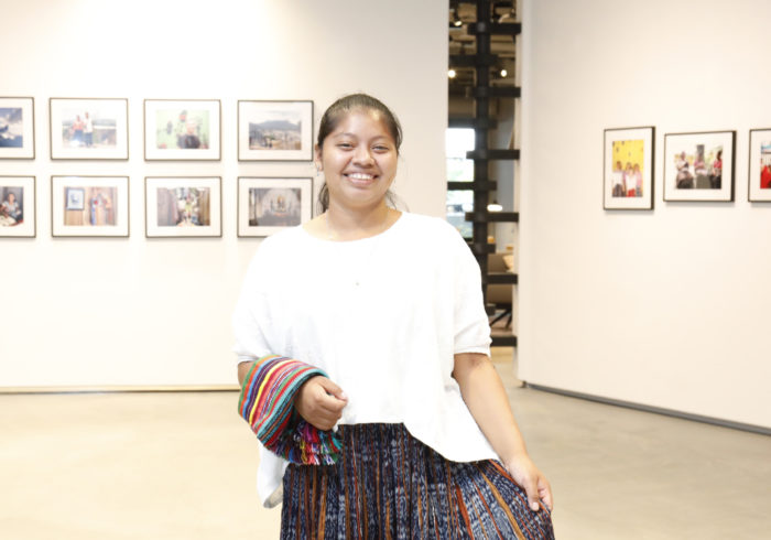 10月11日は国際ガールズ・デー。六本木のギャラリーでグアテマラの写真展も開催。