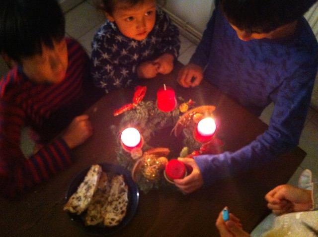 我が家の定番。子供が喜ぶアドベントの贈り物。