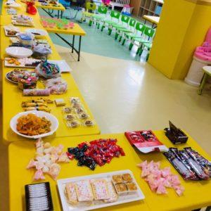 中国の幼稚園では食べ残しが当たり前!