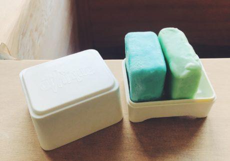 固形石鹸のシャンプー、使い始めました【親子ではじめる、エシカル暮らし】