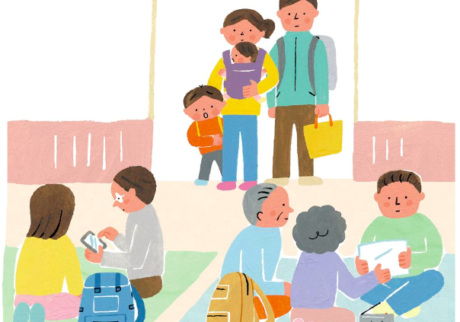 地震、台風、洪水…ママたちの三大不安にどう備える?