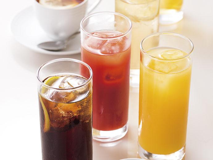 ジュース清涼飲料水写真