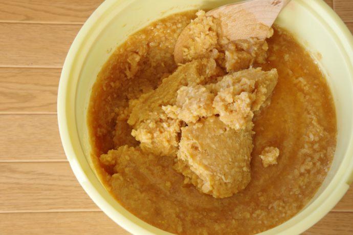 手作り味噌 発酵食品 miso