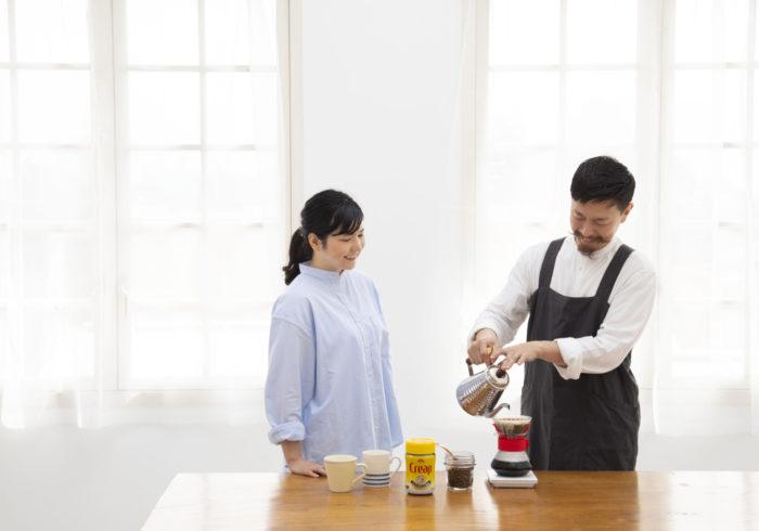人気バリスタが教えるおいしい一杯!『クリープinコーヒー』で癒し時間を。