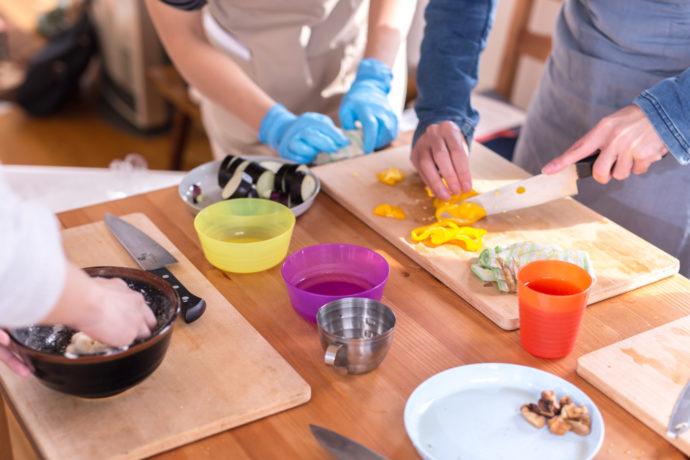 教育 子ども 料理教室 ハナコママ