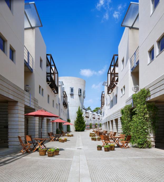 【リゾナーレ八ヶ岳】ピーマン通り 全景2