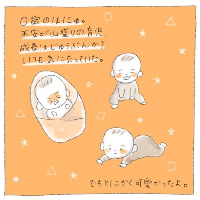 新米ママ つぶみとほにゅの「育児発見!日記」