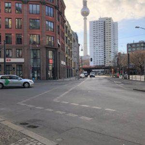 閉鎖から3週間、時間と共に変わるベルリンの今