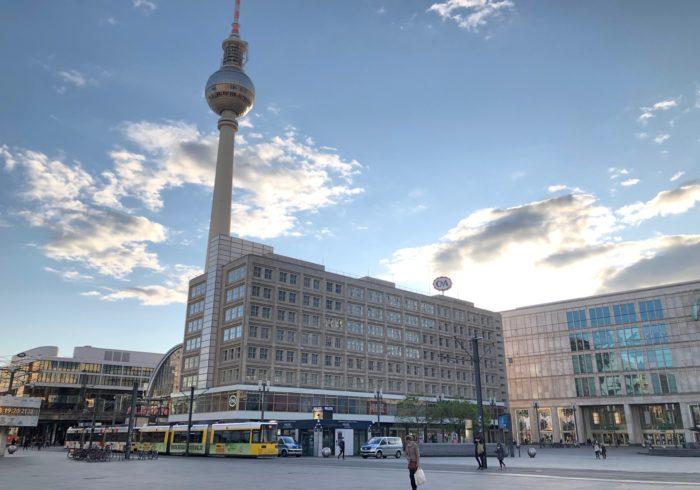 ベルリン通学再開とオンラインな日常
