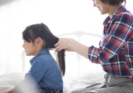 子供の髪型にぴったり!《簡単・時短・崩れない》厳選ヘアアレンジ3選