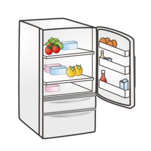 冷蔵保存でも注意が必要