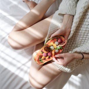 ローフードでスリム&美ボディ~美肌の秘訣~