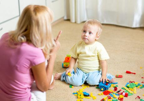 ママ必見!「叱り方」のコツ教えます。