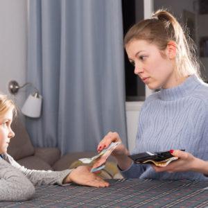 お金の使い方はその子の性格で決まる!?