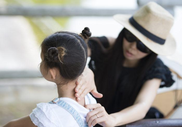 子供と一緒にできる!  ママの日焼け対策と日焼け後のケア
