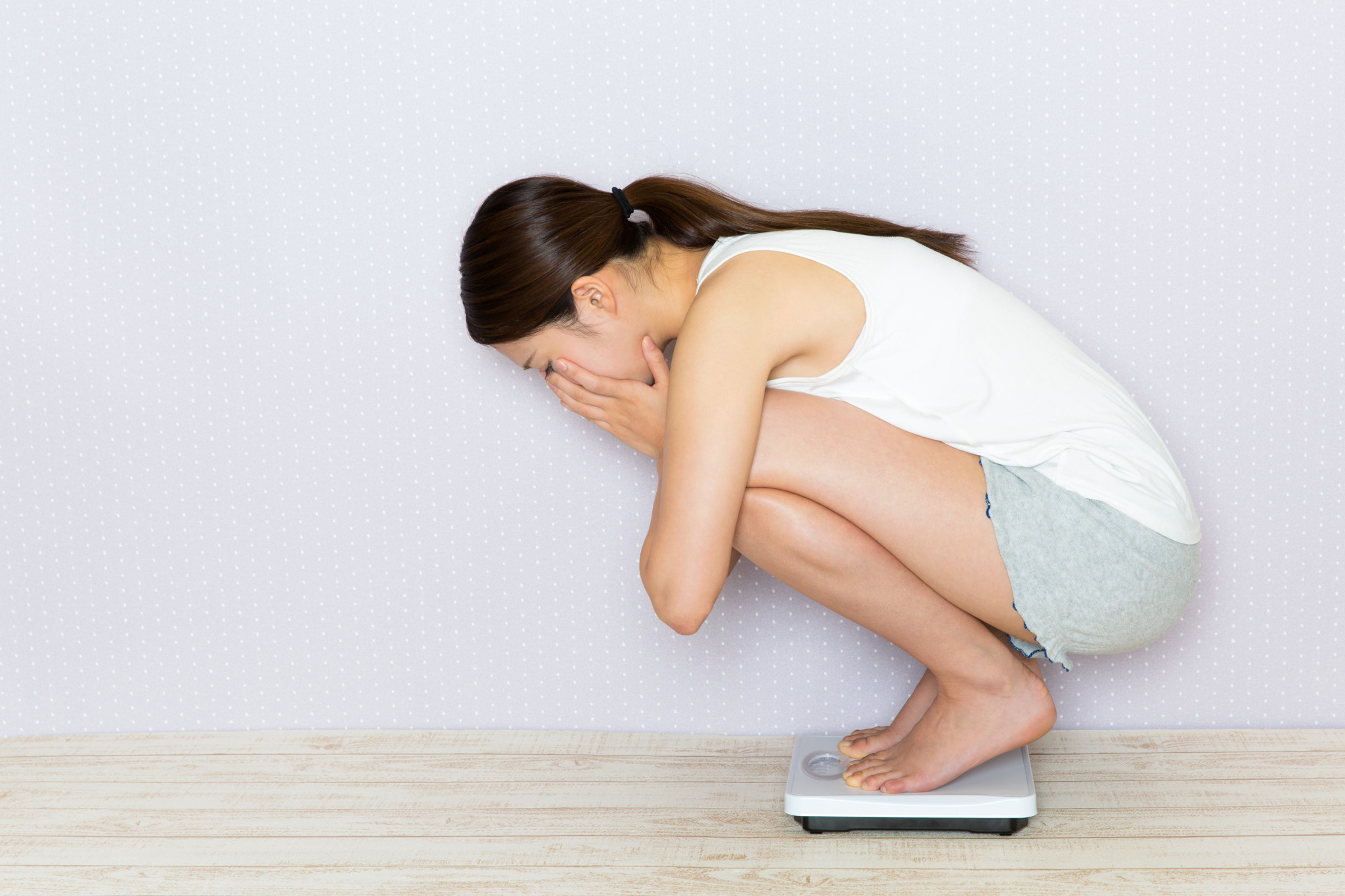 減ら 体重 生理 ない 後