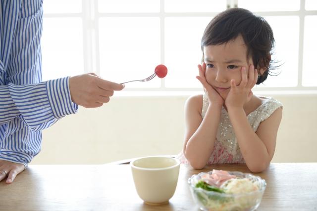 食べてくれない時はどうしたらいい?お子さんの好き嫌いとうまく付き合う方法