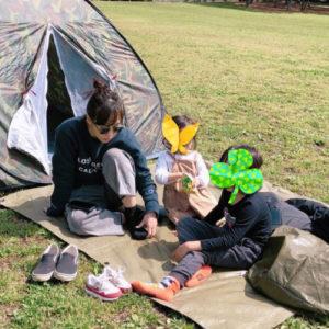 「ミキティの育児365日」vol.3 キャンプに行こう!