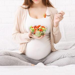 妊娠中の便秘は食事で解消!簡単すぐに食べられる