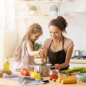 どう教える? 達成感が上がる《子供への料理の教え方》