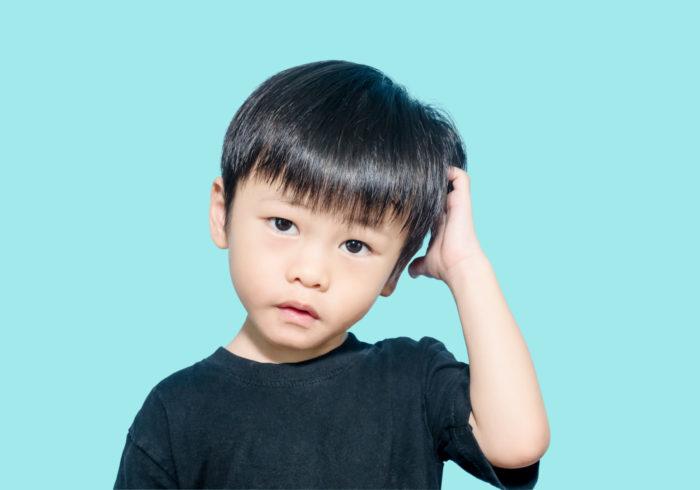 子どもの白髪、放っておいても大丈夫?原因と対策を解説
