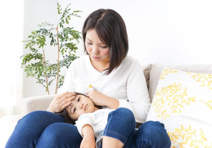 風邪や病気になりにくい子供を育てるためには?