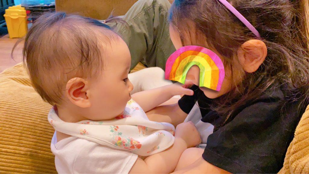 ミキティ 子ども 赤ちゃん返り対策