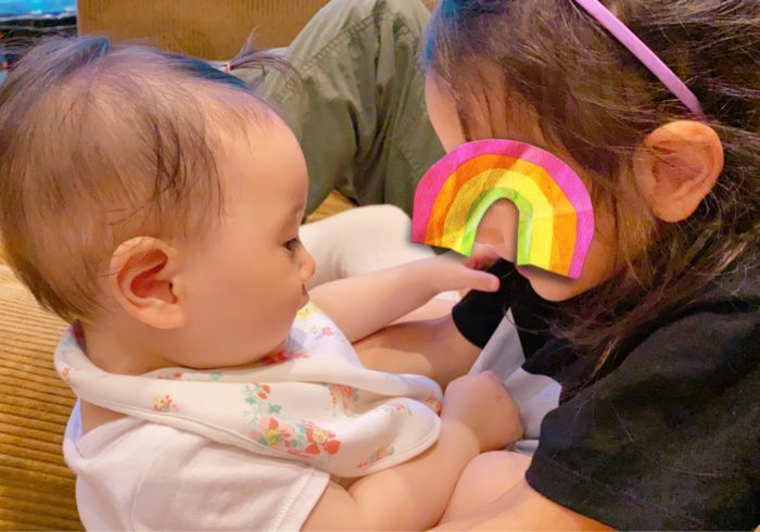 「ミキティの育児365日」vol.5 赤ちゃん返り対策