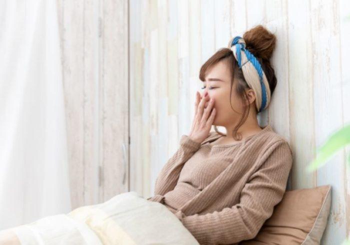 眠い 妊娠 後期