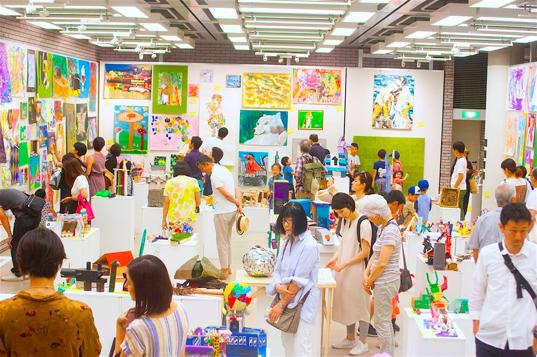 """子どもの創造力をめきめき伸ばす、造形教室""""ビジョンズパレット""""三軒茶屋店が10月2日にオープン!"""