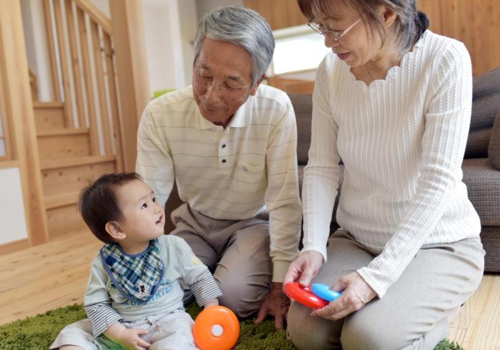 義理の両親に子供を預けるときの注意点!ルールを伝えてあげた方が親切な理由