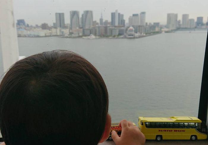 【チュートリアル福田の育児エッセイ・64】息子が大好きな、あの乗り物についに乗りました!