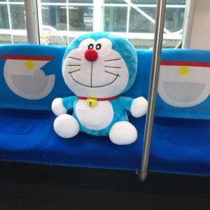 電車まるごとドラえもん!西武鉄道DORAEMON-GO!に会いに行ってきました♪