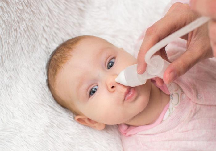 赤ちゃんの【鼻水タイプ別】対処法