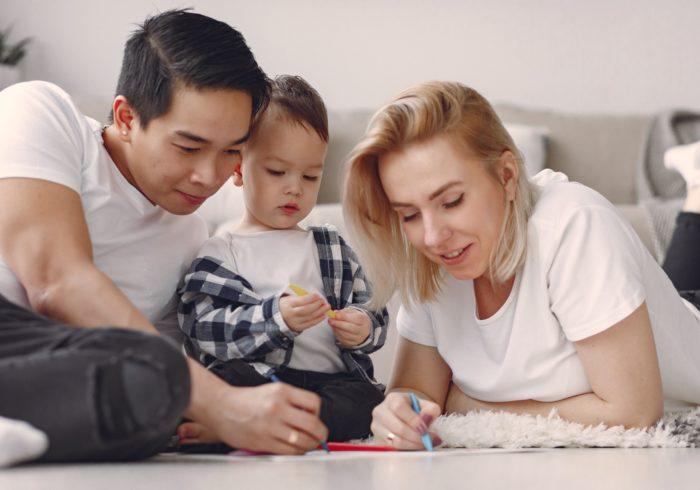 赤ちゃんはいつ言葉を理解するの?言葉の理解を促すためにできること