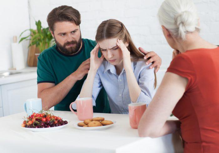 旦那と姑の行動がストレス!イライラする気持ちの解消方法とは?