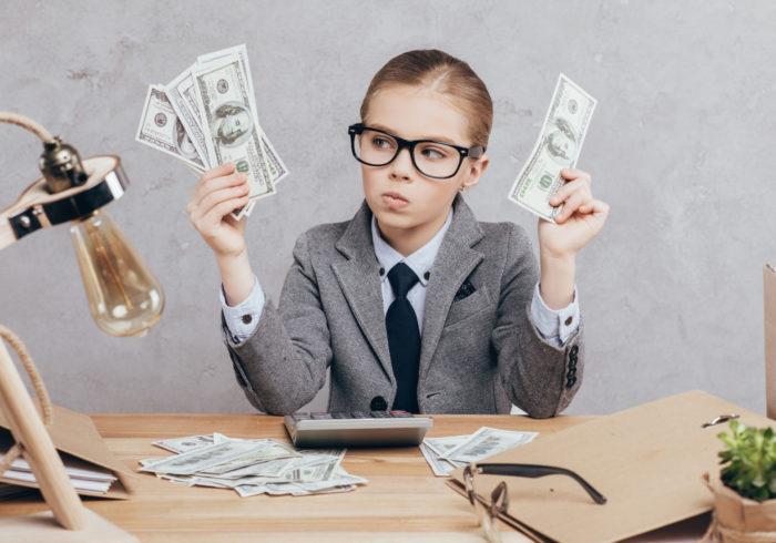 【プロが教える!】なぜ、幼少期からのお金教育が重要か