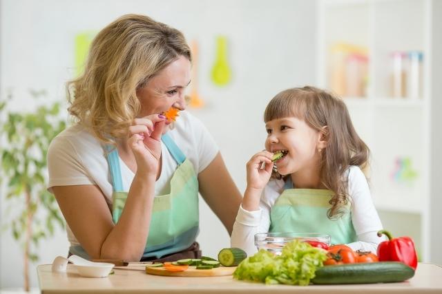 子供の野菜嫌い、どのように付き合っていけば良い?