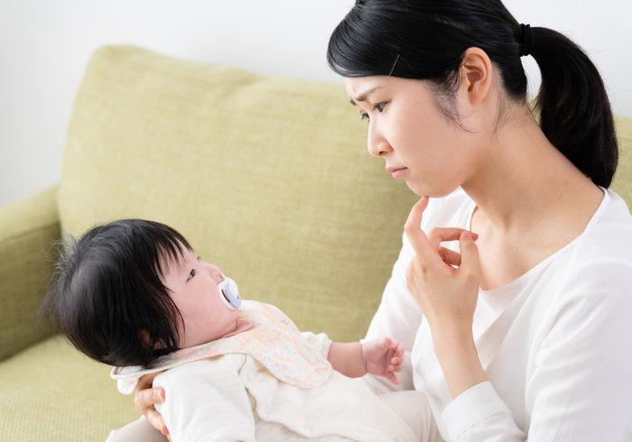 こんなに大変!新米ママが抱える悩みとその解決方法をご紹介
